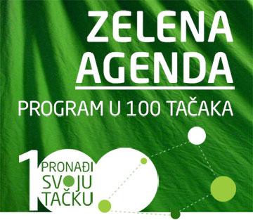 Zelena AGENDA u 100 tačaka