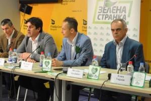 Zelena stranka: Jedino autentično zastupanje zelene politike!