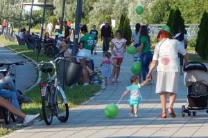 Zelena stranka podsetila sugrađane na značaj Dunava
