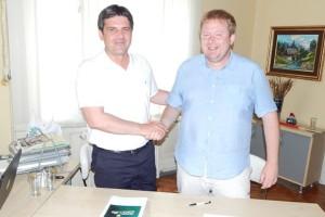 Potpisana saradnja srpskih i hrvatskih zelenih
