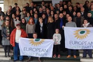 """Konferencija balkanskih zelenih partija – """"Zelena ekonomija"""""""