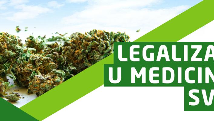 Legalizacija kanabisa u medicinske svrhe