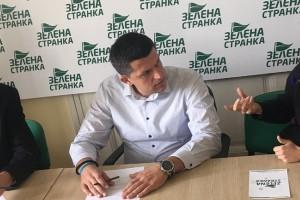 Savetnik premijera R. Makedonije gost Zelene stranke