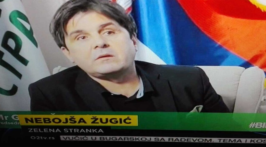 Zelena stranka Srbije je fantomska lista podmetnuta da nam odvuče glasove