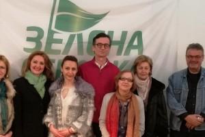 Održana skupština šabačkog odbora Zelene stranke