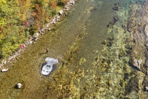 Projekcija filma o borbi protiv izgradnje mini hidroelektrana