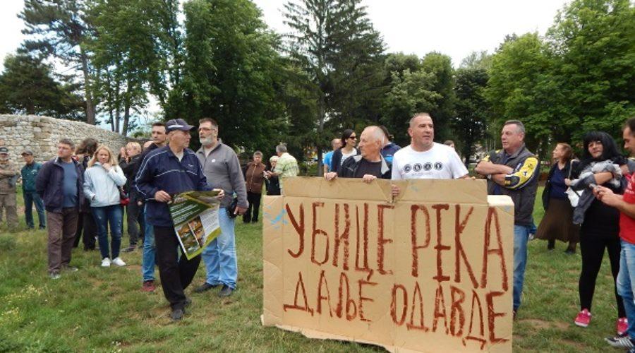 Stara planina - protest (1)