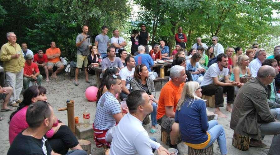 Zelena stranka - Osnivacka skupstina 20.6.2014 09