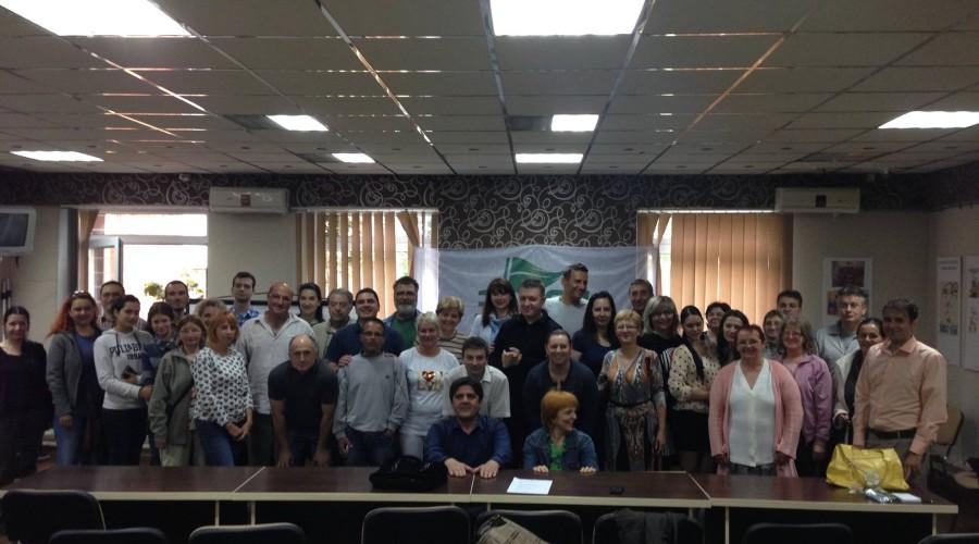 Osnivanje Gradskog odbora Zelene Stranke u Zrenjaninu - 1