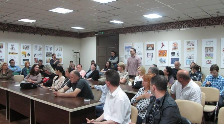 Osnivanje Gradskog odbora Zelene Stranke u Zrenjaninu - 7