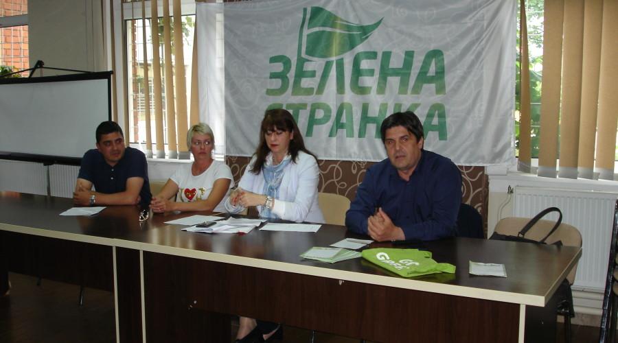 Osnivanje Gradskog odbora Zelene Stranke u Zrenjaninu - 10