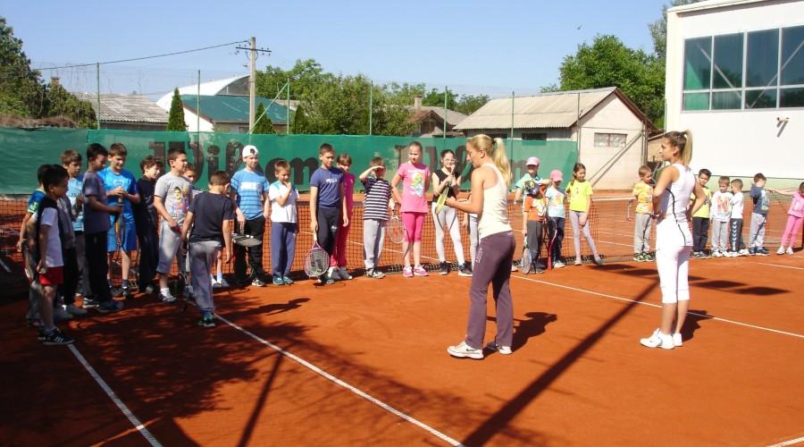 kola tenisa u Novom Sadu - ZS 07