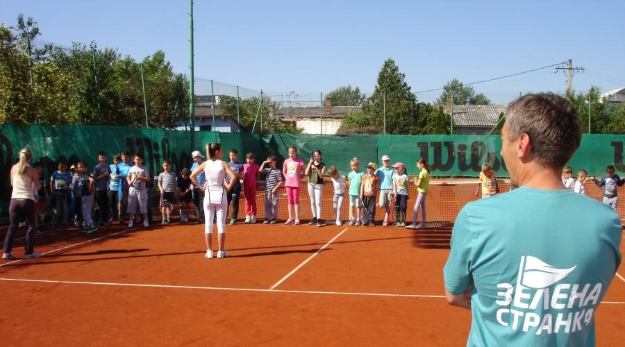 kola tenisa u Novom Sadu - ZS 08