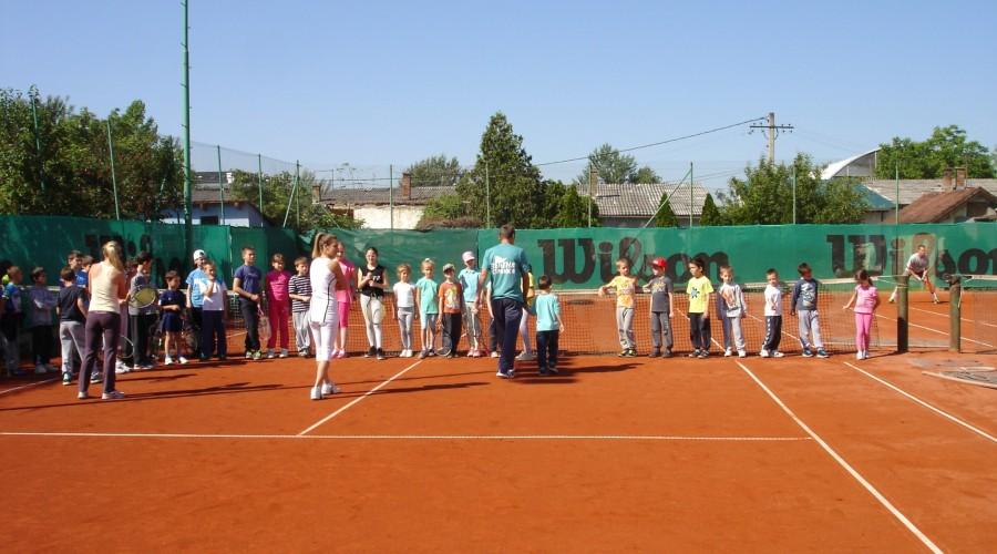 kola tenisa u Novom Sadu - ZS 09
