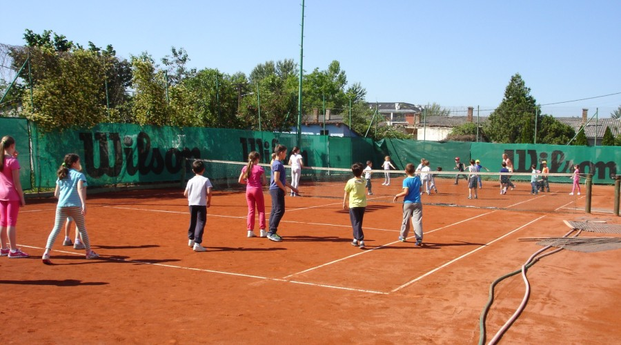 kola tenisa u Novom Sadu - ZS 10