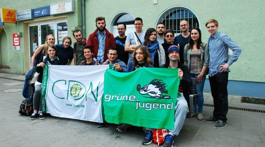 Mladi Zelene Stranke u Nemackoj (1)