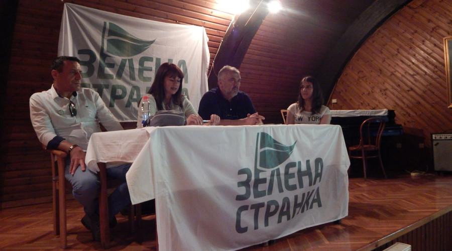Zelena stranka Gornji Milanovac 2