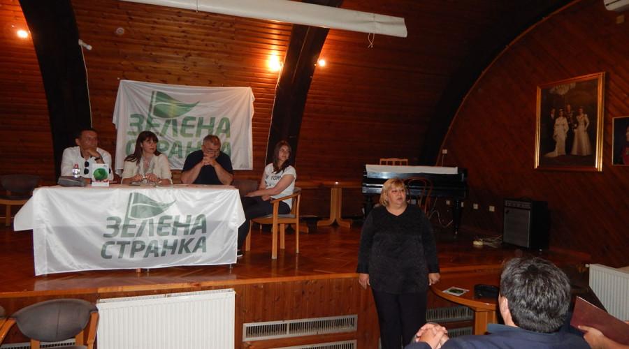 Zelena stranka Gornji Milanovac 3
