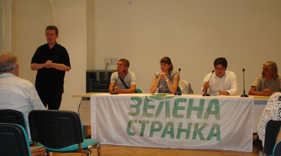 Zelena Stranka - Sremski Karlovci 4