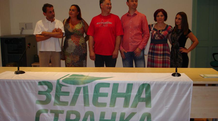 Zelena Stranka - Sremski Karlovci 9