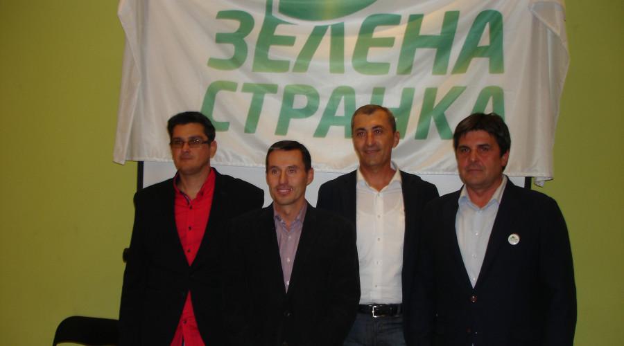Obrenovac1-Zelena Stranka