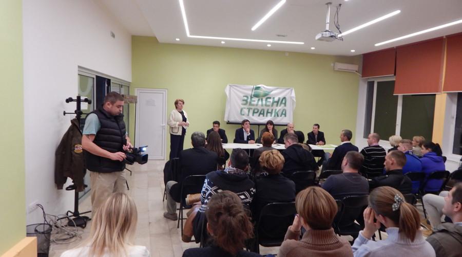 Obrenovac3-Zelena Stranka