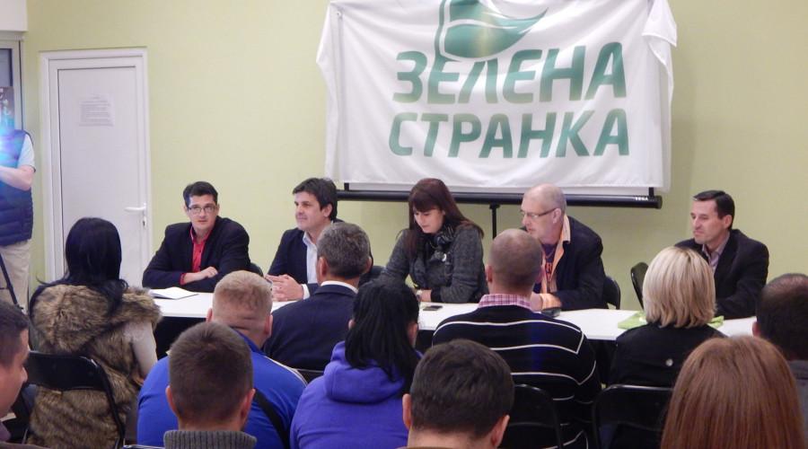 Obrenovac5-Zelena Stranka