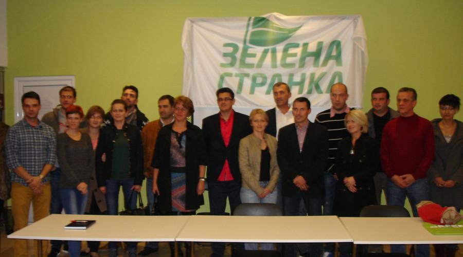 Obrenovac6-Zelena Stranka