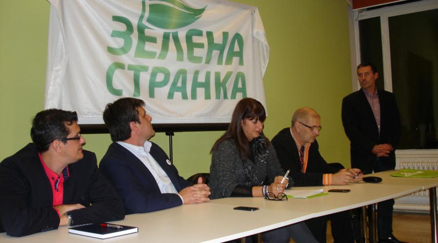 Obrenovac7-Zelena Stranka