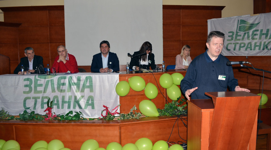 Zelena Stranka - Skupština10