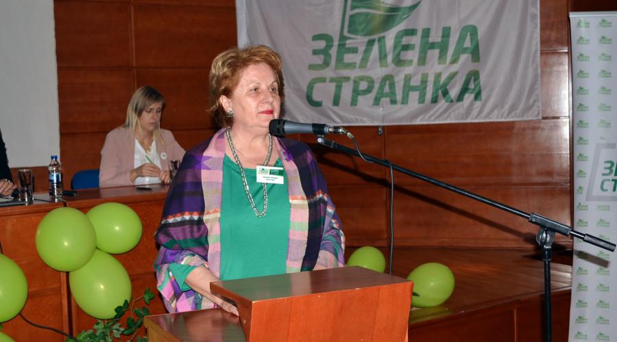 Zelena Stranka - Skupština13