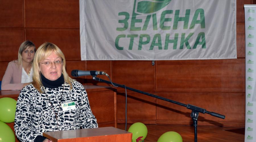 Zelena Stranka - Skupština15