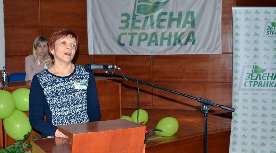 Zelena Stranka - Skupština16