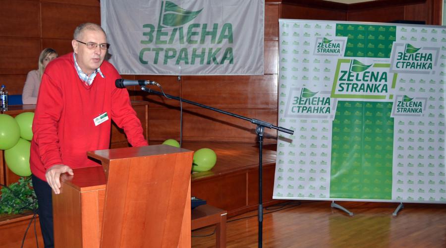 Zelena Stranka - Skupština17