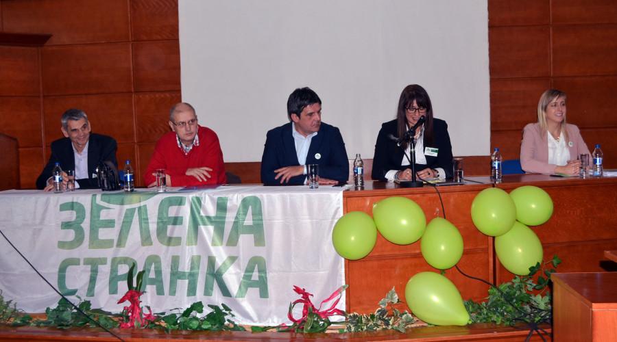 Zelena Stranka - Skupština18
