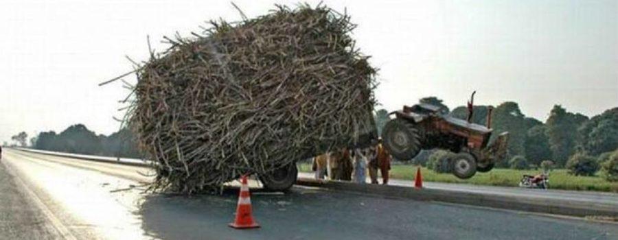 Blog: Vozi Mile traktorče