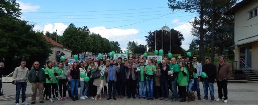 Zelena stranka Lazarevac 12