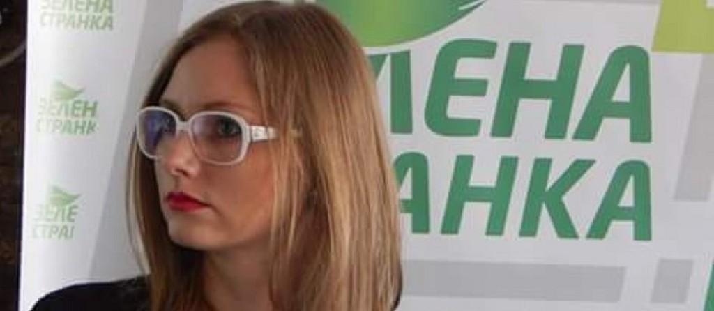 Zelena stranka - Nataša Pjevac
