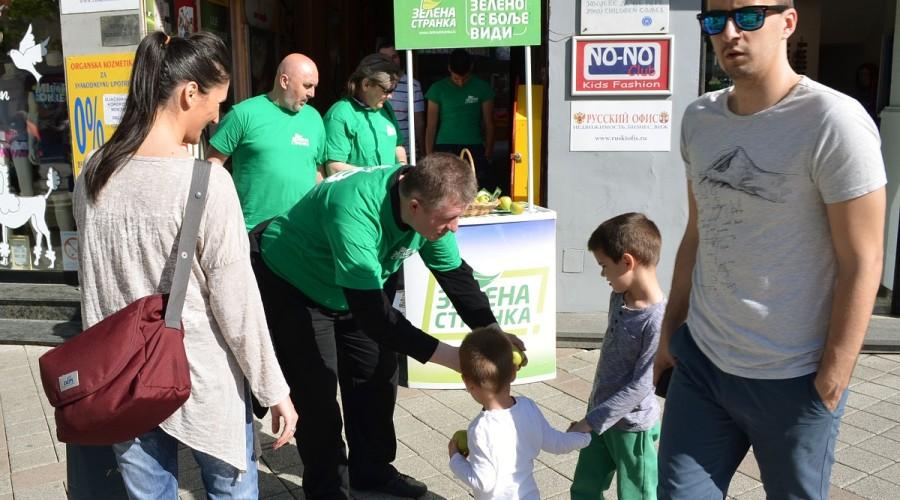 Zelena stranka u izbornoj kampanji (3)