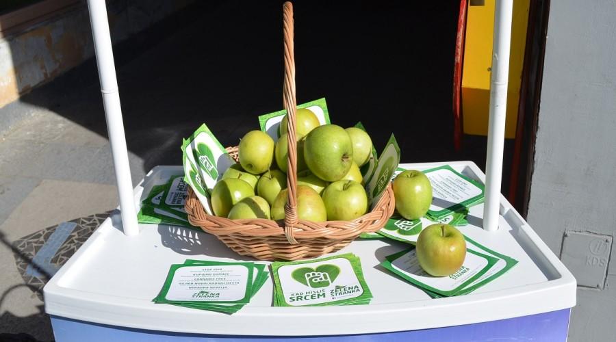 Zelena stranka u izbornoj kampanji (4)