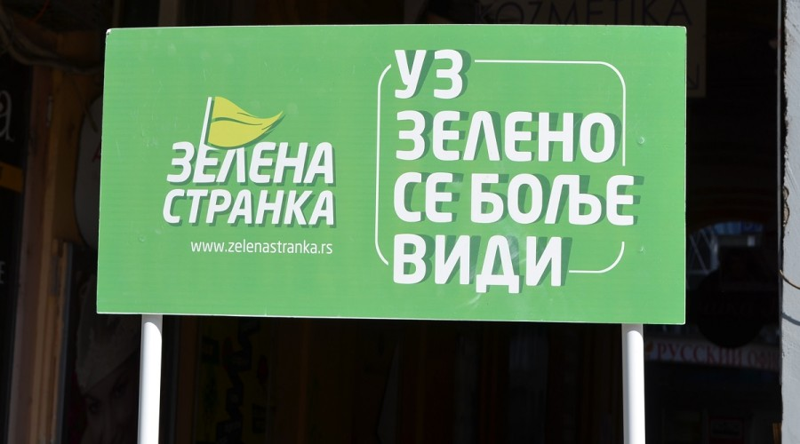 Zelena stranka u izbornoj kampanji (5)