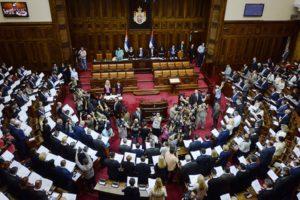 Republički parlament odbio predloge Zakona o ekoterorizmu i obrazovanju Komisije za utvrđivanje posledica industrijskog zagađenja voda, vazduha i zemljišta, kao i Komisije o MHE