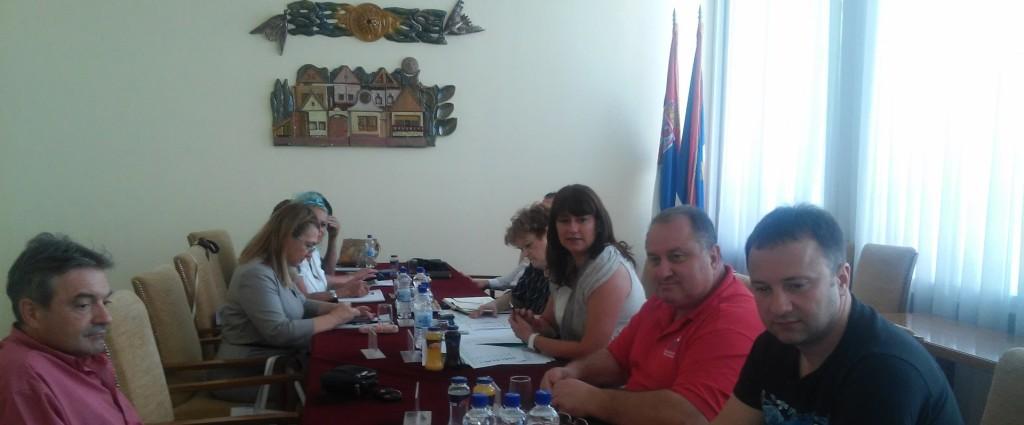 Odbor za urbanizam, prostorno planiranje i zaštitu životne sredine