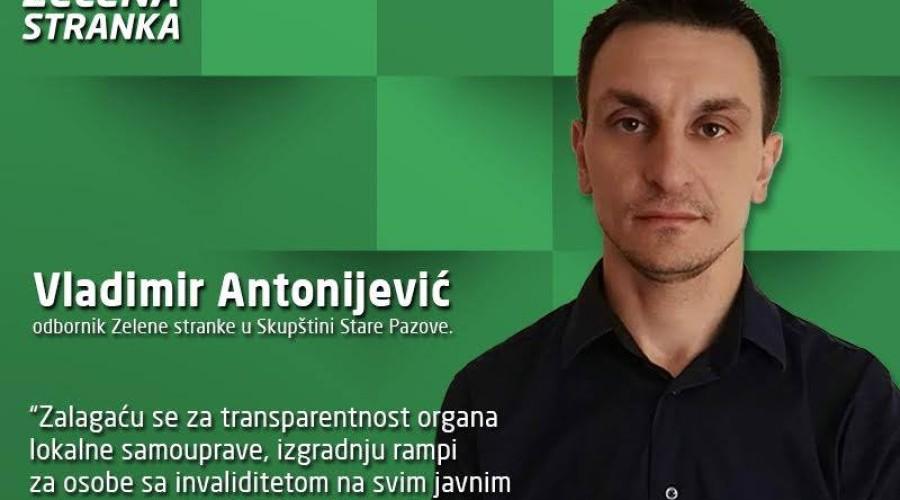 Vladimir Antonijevic