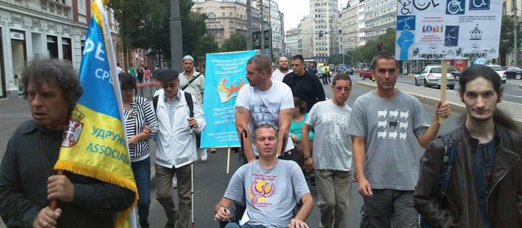 Parada osoba sa invaliditetom