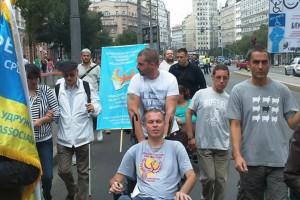 Podrška osobama sa invaliditetom!
