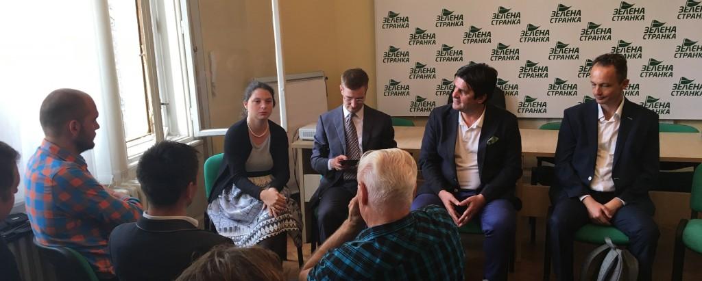 Zelena stranka - EGP