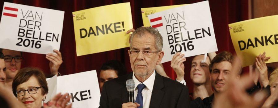 Kandidat Zelenih pobedio na izborima za predsednika Austrije