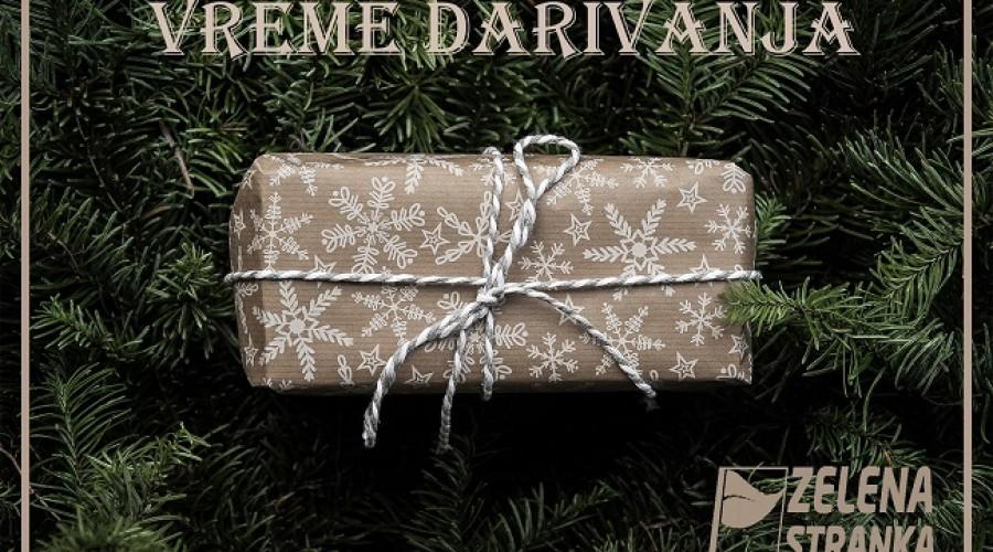 Vreme darivanja 8