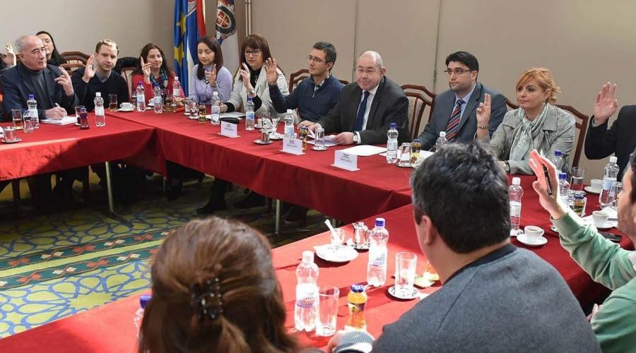 Konstituisana neformalna Zelena parlamentarna grupa u Skupštini AP Vojvodine